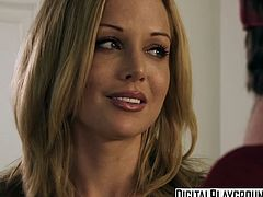 Digital Playground - Kayden Kross James Deen - The Con Job Scene 3