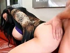 Busty ammy anderseen Boss MILF in HD Video