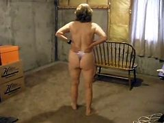 Linda From Colorado Exposed in Nude Bondage