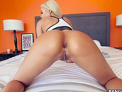 Luna Star is one of the biggest stars in the business today. This chick loves to fuck! She also has a magnificent ass. That's why , she's in this weeks AssParade. She parades her ASSets for the camera and proceeds to get pounded in both holes. When her pussy couldn't take anymore, the ass pounding began. Alex Legend's huge cock slipping in and out of that gaping asshole is definitely a sight to see. Enjoy!