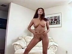 From the series that Randy West produced, Tera Patrick is featured. Talks about her beginnings, then Randy West enjoys her talents. She's a legend just like Seka .