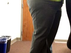 #5 Phat Thick BBW teacher enters the room